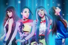 2NE1 will drop their album on February 26th.