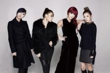 2NE1 2014