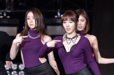 Stellar at SBS MTV The Show : All about K-POP - Feb 18, 2014 [PHOTOS]