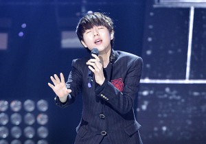 Yoo Seung Woo at SBS MTV The Show : All about K-POP - Feb 18, 2014 [PHOTOS]