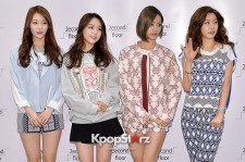 Girl's Day Attends 2econd Floor Opening Event - Feb 21, 2014 [PHOTOS]