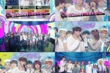 Music Core; Soyou Wins (Photo Credit: OSEN)