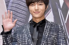 Infinite's L Attends the Press Conference for MBC Drama 'Cunning Single Lady'