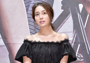 Lee Min Jung Attends the Press Conference for MBC Drama 'Cunning Single Lady'