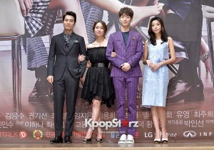 Press Conference for MBC Drama 'Cunning Single Lady'