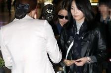 KARA Kang Ji Young at the Airport after Drop Out Announcement