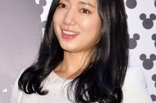 Park Shin Hye Attends Bruno Magli Fan Signing at the Lotte Department Store