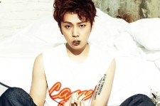 BEAST's Yong Jun Hyung - Ceci Magazine March Issus 2014