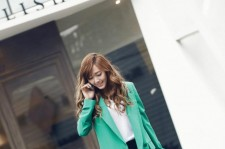 Girls' Generation Jessica's 'Coming Step Dazed & Confused' Photos