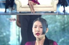 "Barefooted Sunmi Captures Hearts with ""Full Moon"" on Music Bank"