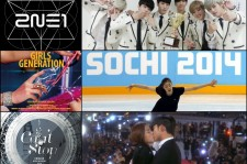 The comebacks of Girls' Generation, 2NE1, and CNBLUE led headlines in February.