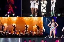 2NE1 Holds Successful After Party Event For World Tour Seoul Concert