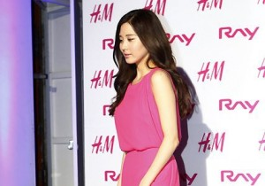 SNSD Seohyun: 'Open Your Eyes' by Ray + H&M Opening