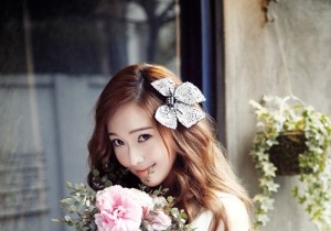 Attractive SNSD's Jessica for '@Star1'