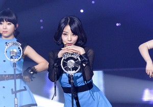 LADIES' CODE (So Wonderful) at SBS MTV The Show : All about K-POP