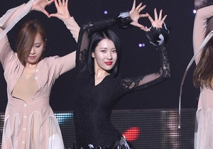 Sunmi (Full Moon) at SBS MTV The Show : All about K-POP