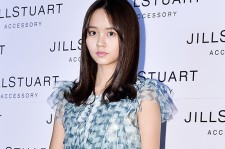 Kim So Hyun at Jill Stuart Accessories 2014 F/W Collection Event