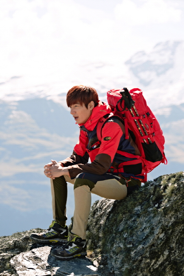 Lee Min Ho at Eider 2014 S/S CF Shootingkey=>7 count10