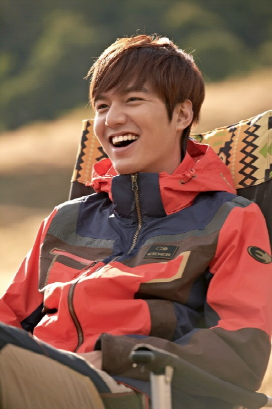 Lee Min Ho at Eider 2014 S/S CF Shootingkey=>0 count10