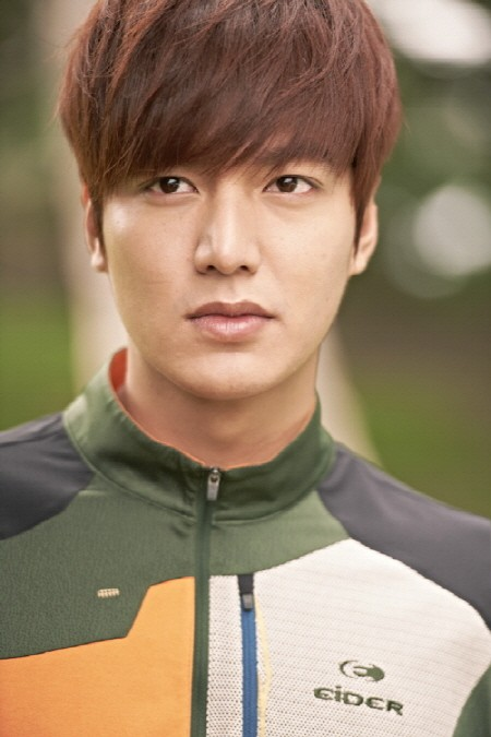 Lee Min Ho at Eider 2014 S/S CF Shootingkey=>9 count10