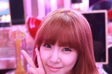 Girls' Generation's (SNSD) Tiffany Lovely in Strong Heart' [PHOTOS]
