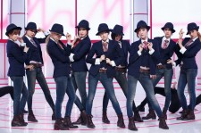 Girls Generation[SNSD] - Mnet M! Countdown 'Wait A Minute + Mr.Mr.'