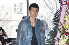 Sean and Jung Hye Young Couple Attend 3SUM by JAMES JEANS Launching Event