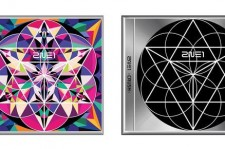 """2NE1 Releases Second Album """"CRUSH"""" in Two Versions: Pink and Black"""