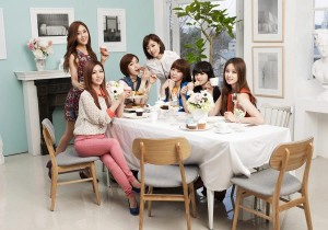 T-ARA For Star Shop with G-Market [PHOTOS]
