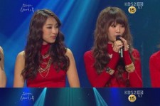 SISTAR's Comment got BOOed by Audience