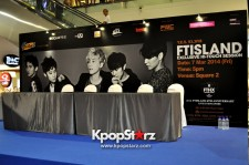 Popular Korean Rock Band F.T. Island Holds A Hi-Touch Session, Spends Exclusive Treasured Moments with Singapore Fans! [PHOTOS]