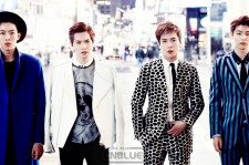 CNBLUE Cant Stop Group