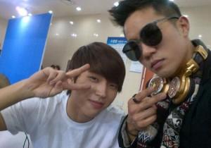 SangChu and Woohyun