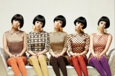 Wondergirls retro concept