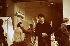 jung woo sung filming in junjoo