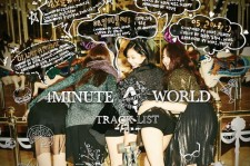4minute Releases Their '4MINUTE WORLD' New Album Track List