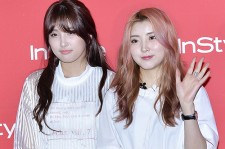4Minute Attends The Instyle Charity Bazaar Event