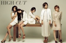 4Minute Throws Away Sexiness For Glamorous Image