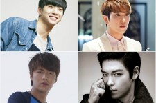 Idols from Jung Yong Hwa to Lee Min Ho are popular favorites for fans.