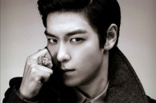 T.O.P's unnerving stare and deep voice add to his appeal.