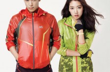 T.O.P and Park Shin Hye are a great endorsement couple.