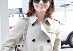Han Hyo Joo at Incheon Airport for Instyle Magazine Shooting - March 17, 2014 [PHOTOS]