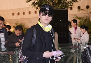 FTISLAND at Gimpo Airport Heading to Japan for FNC Kingdom Concert