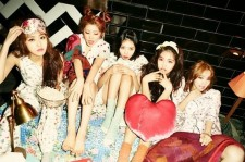 """4Minute Invades 9 Music Charts """"Dreams Become Reality!"""""""
