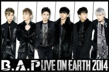 B.A.P Confirms Europe Portion Of 'B.A.P LIVE ON EARTH CONTINENT TOUR'