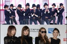 Girls' Generation & 2NE1 - Their Similarly Timed Comeback To Welcome The Spring Weather