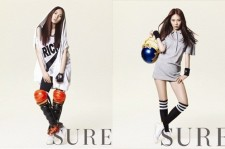 HyunA, Sports Photo Shoot Revealed