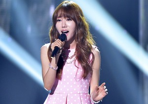 Melody Day (Another Parting) at SBS MTV The Show : All about K-POP