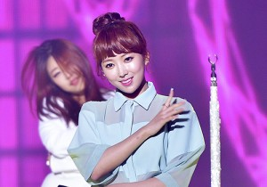 1PS at SBS MTV The Show : All about K-POP