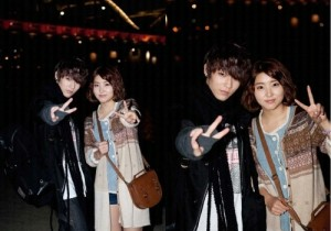 Teen Top Member L.Joe and 4Minute Kwon Sohyun